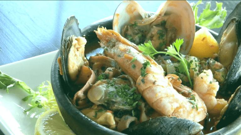 pescado a la provenzal