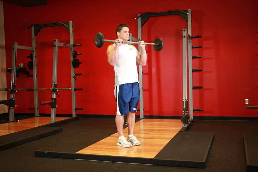 Curl de bíceps con agarre invertido