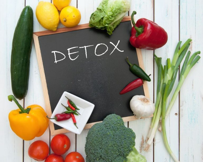 6 alimentos Detox