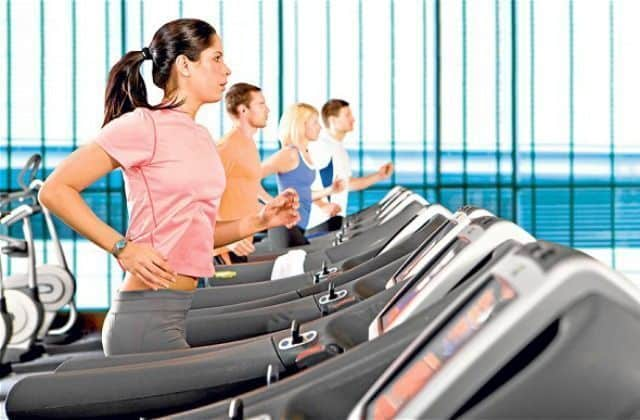 Treadmill 2372502b