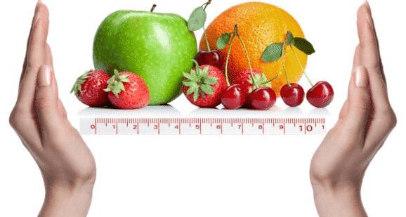 como estar en forma nutricion