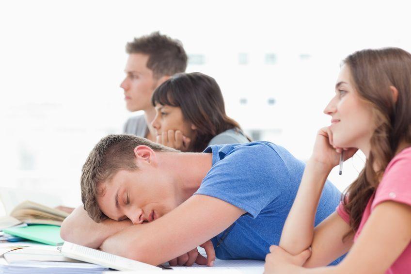 Consecuencias de no dormir