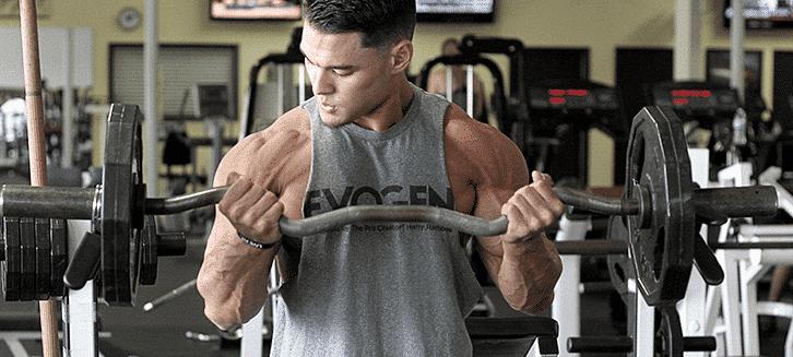 Entrenamiento para ganar músculo:Método FST-7