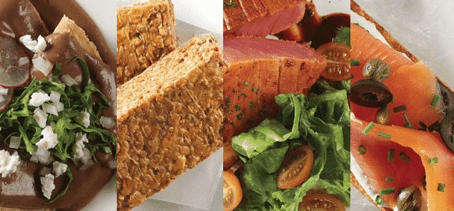 dieta para el colesterol menu