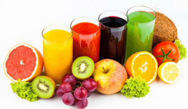 dieta para el colesterol zumo