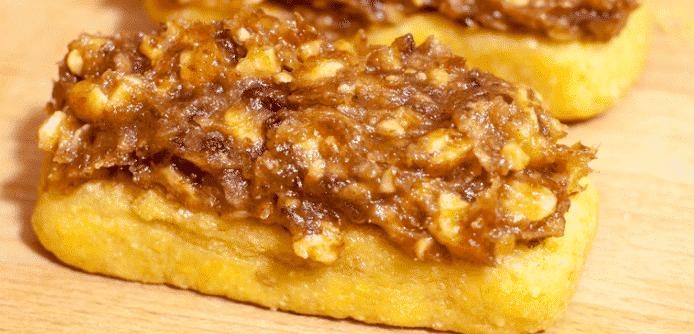 Snickers de proteínas 2