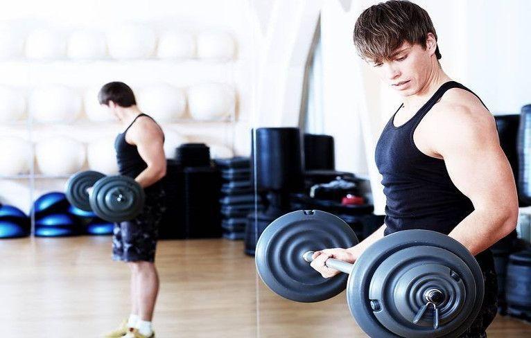 Guía de musculación para principiantes