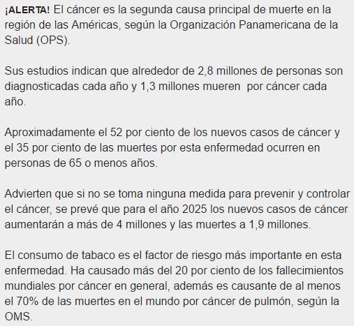 alerta cáncer de pene
