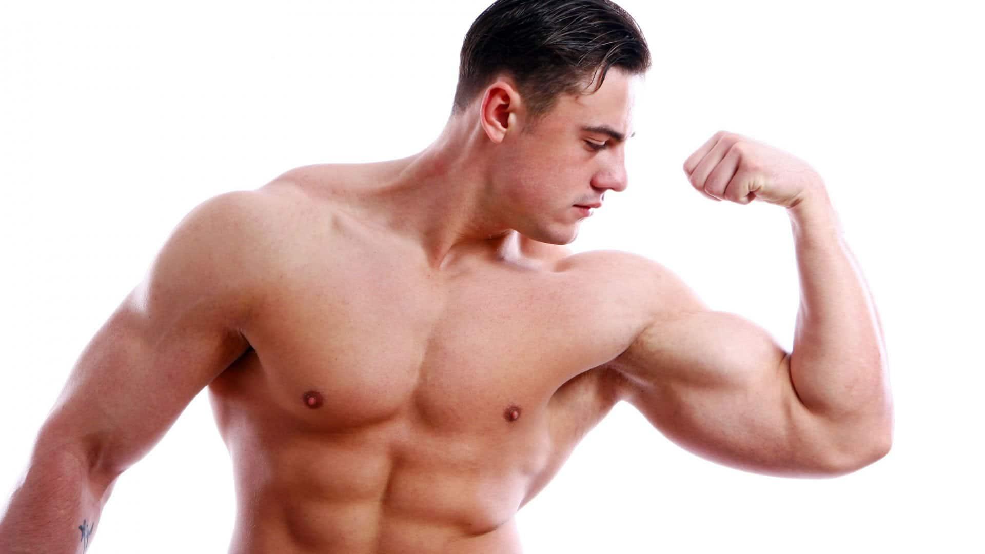 Nutrición para principiantes ganar musculo