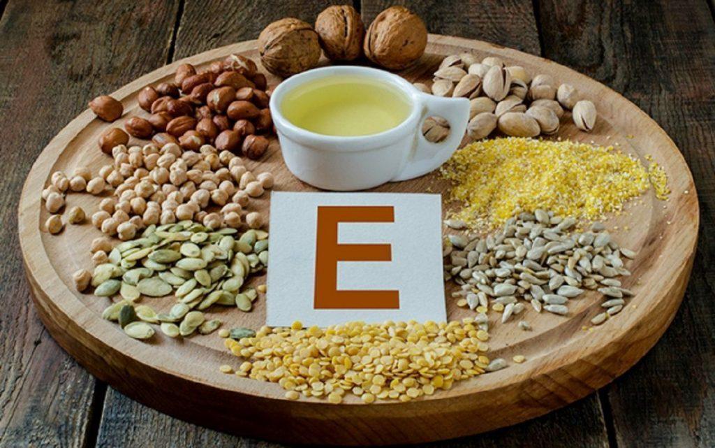 La Vitamina E