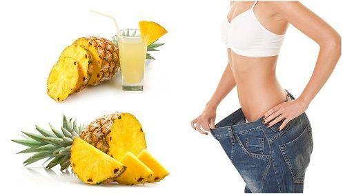 jugo para bajar de peso