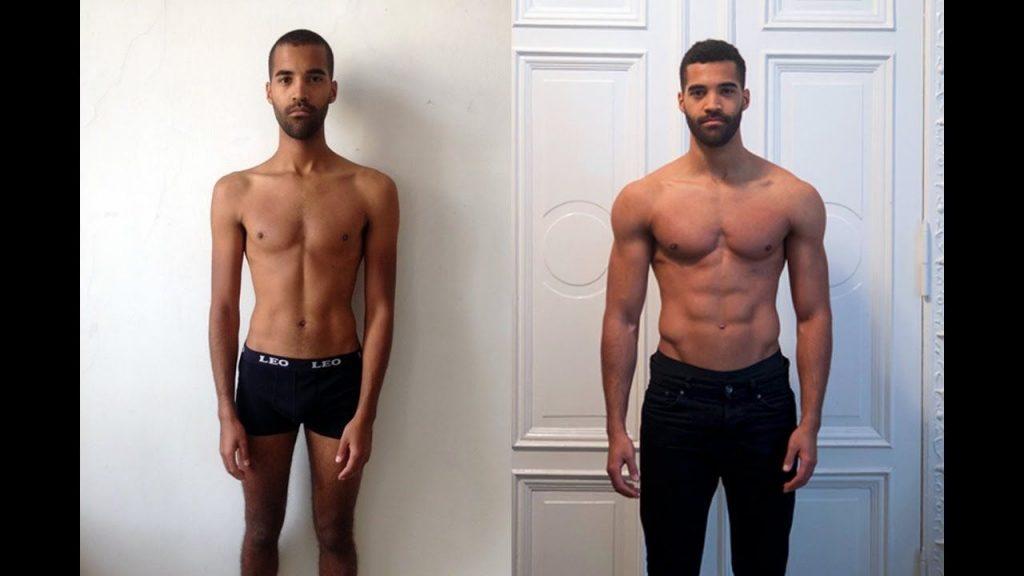 jugos para aumentar masa muscular