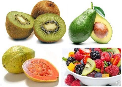 Frutas ricas en proteínas para aumentar masa muscular