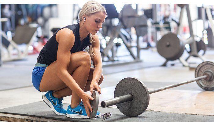 entrenamiento fitness para mujeres