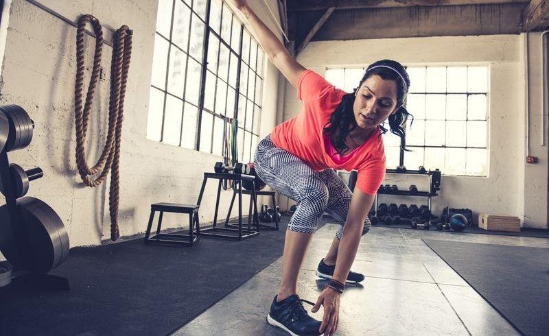 perder peso haciendo ejercicio hiit