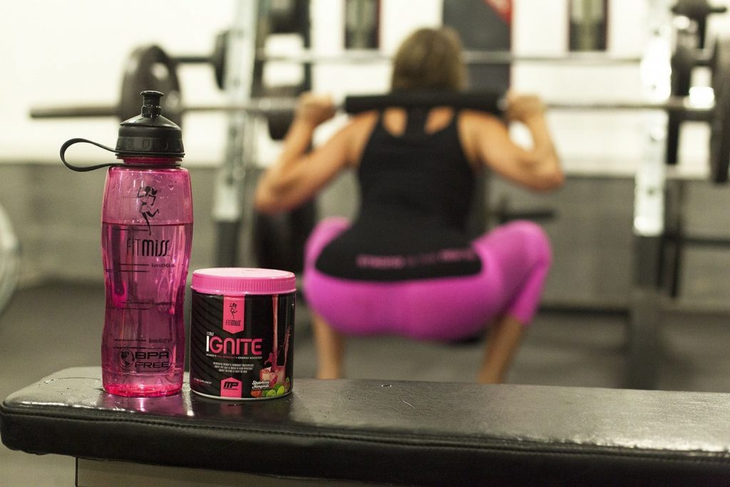 suplementos para mujeres fitness