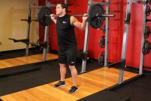 Rutina para ganar masa muscular 5 dias
