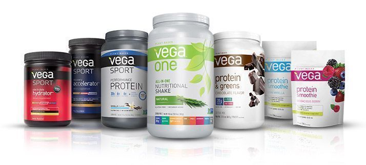 Suplementos veganos para musculos