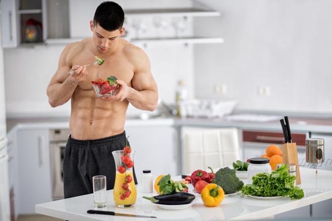 ganar peso vegano