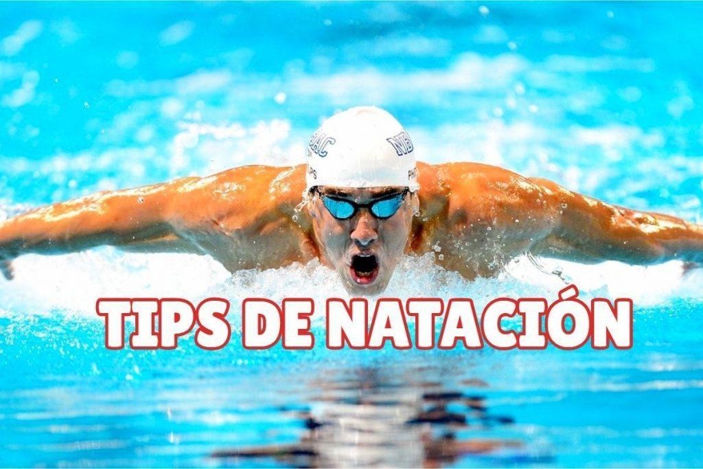 TIPS DE NATACION