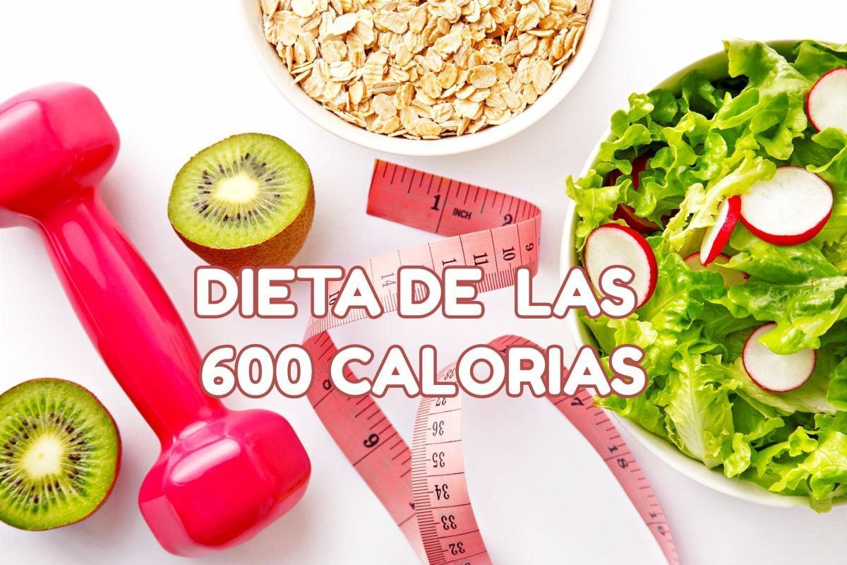 dieta de las 600 calorias