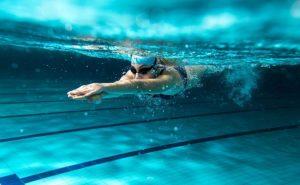 No dejes de entrenar! En caso de lesión, visita la piscina 2