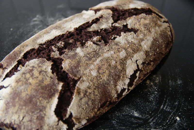 pan de chocolate