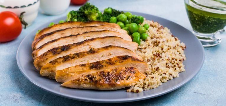 Como aumentar las proteinas en la dieta comida