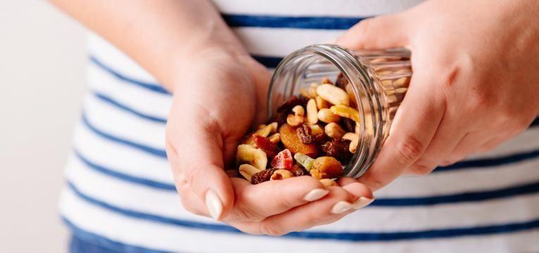 Como aumentar las proteinas en la dieta media mañana