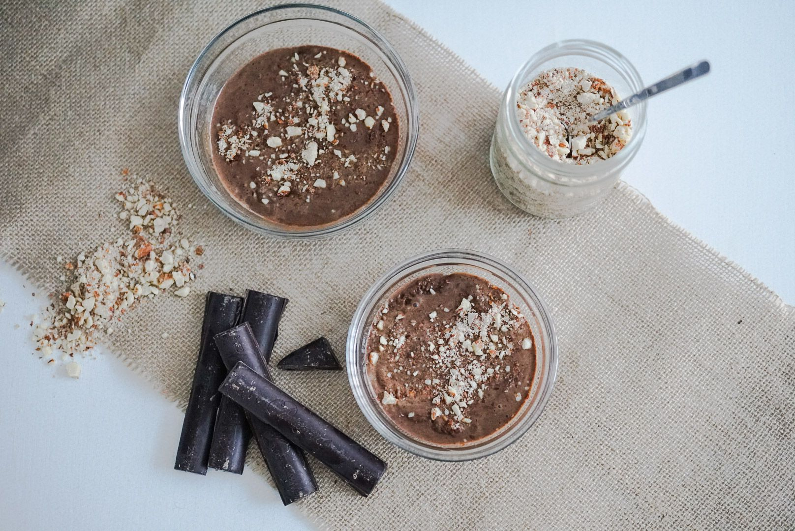 Chocolate Mousse Fit