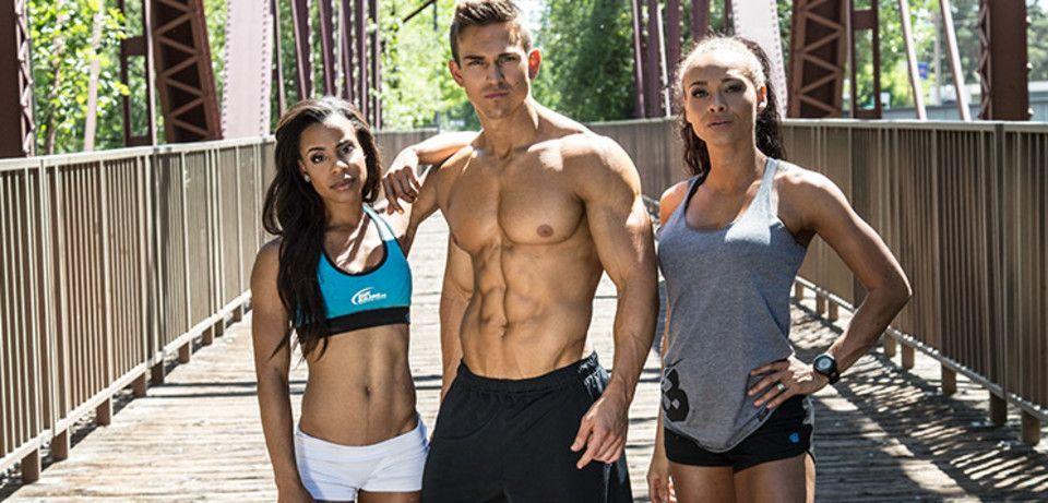 Resultado de imagen de bodybuilding team