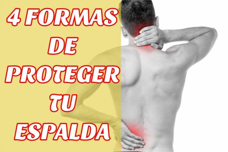 dolor de espalda en la parte baja
