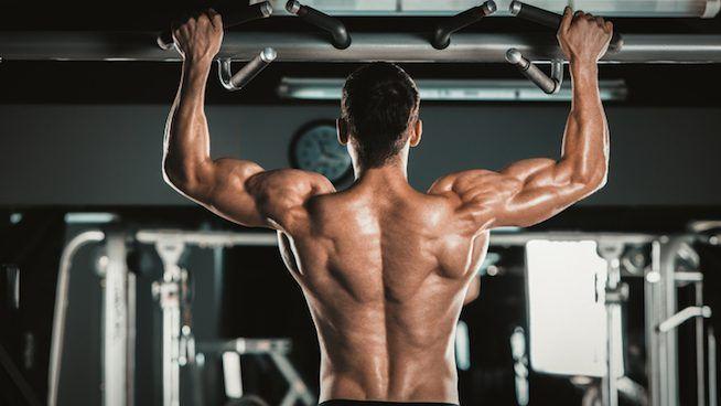 Rutinas de espalda
