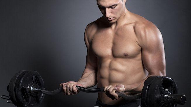 rutinas de biceps
