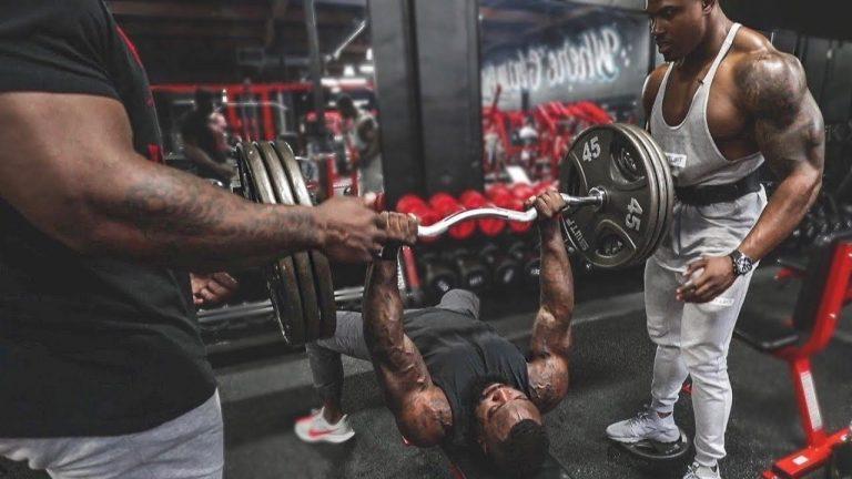 rutinas de tríceps