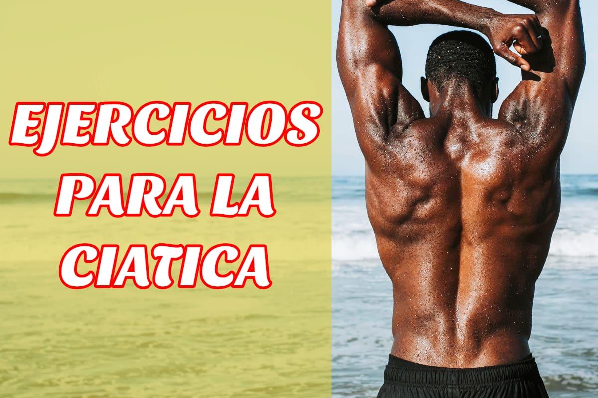 ejercicios para la ciatica