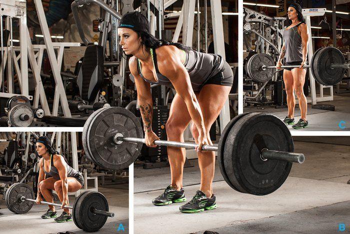 ejercicios para perder peso peso muerto