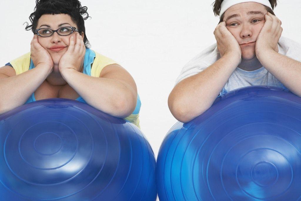 errores para perder peso