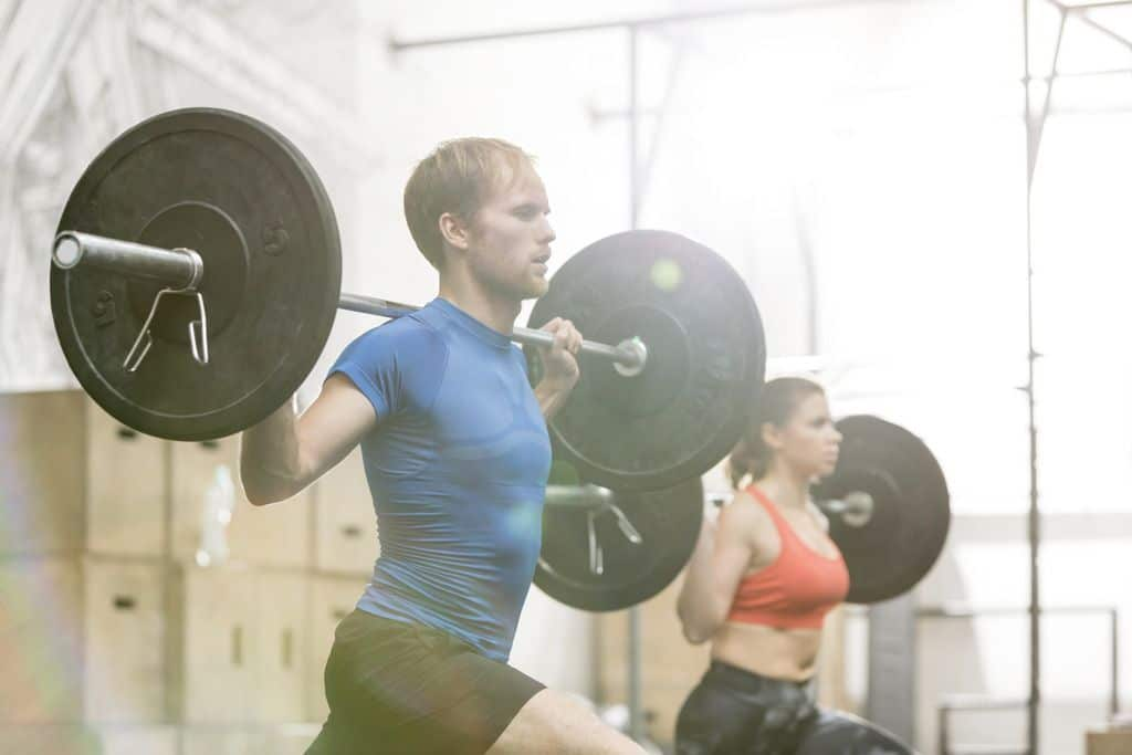 como bajar de peso con ejercicios