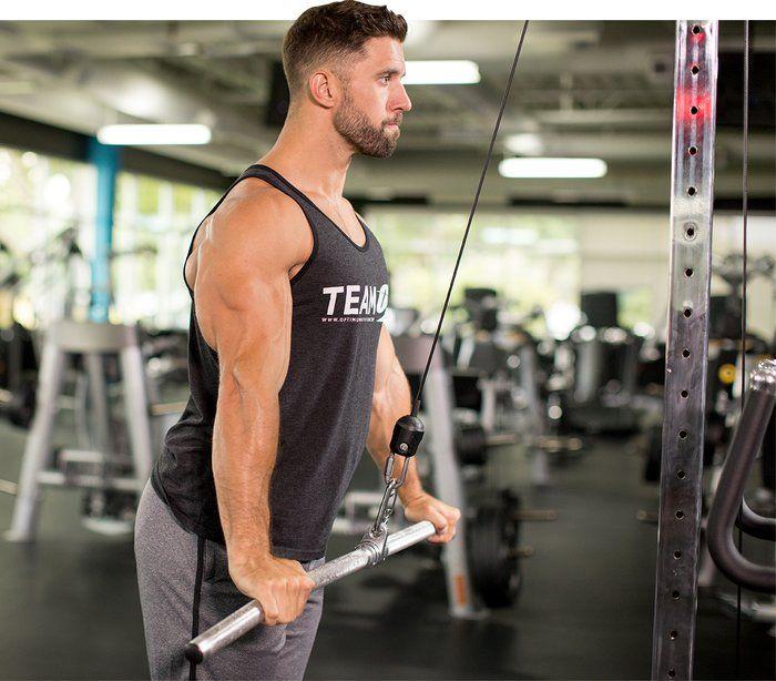 press de triceps
