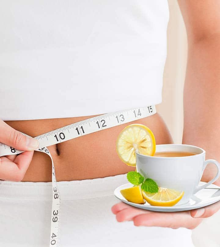 limon y la ayuda de perdida de peso