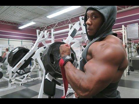 Rutinas para ganar masa muscular