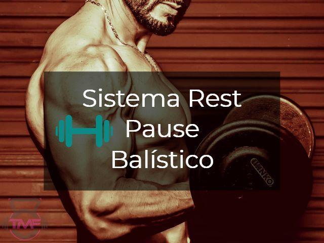 sistema rest pause bailistico