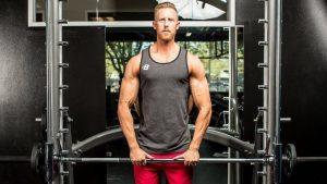 Rutina de hombros para aumentar masa muscular