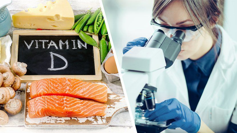 COVID-19 y deficiencia de vitamina D
