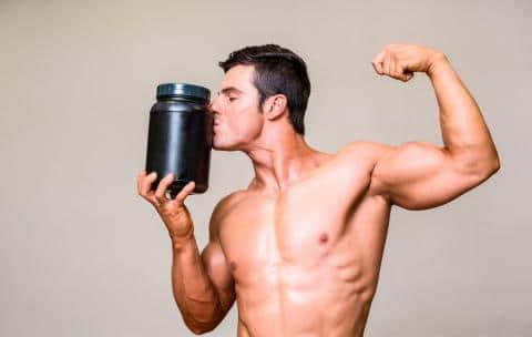 pre-entreno con el estomago vacío