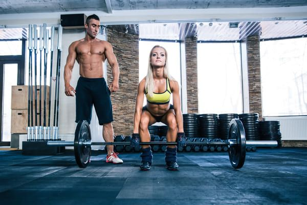 Métodos de entrenamiento negativas