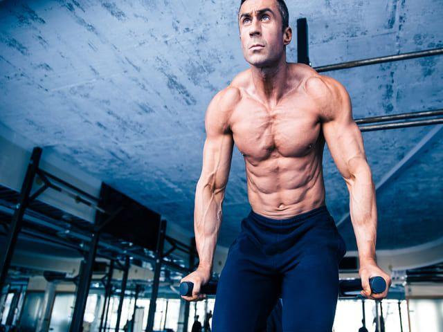 Métodos de entrenamiento dropset