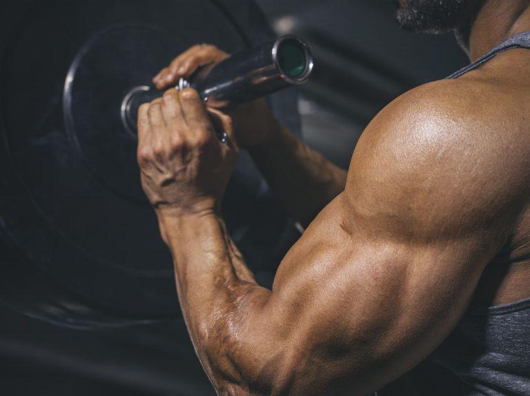 Entrenamiento de triceps 4 dias