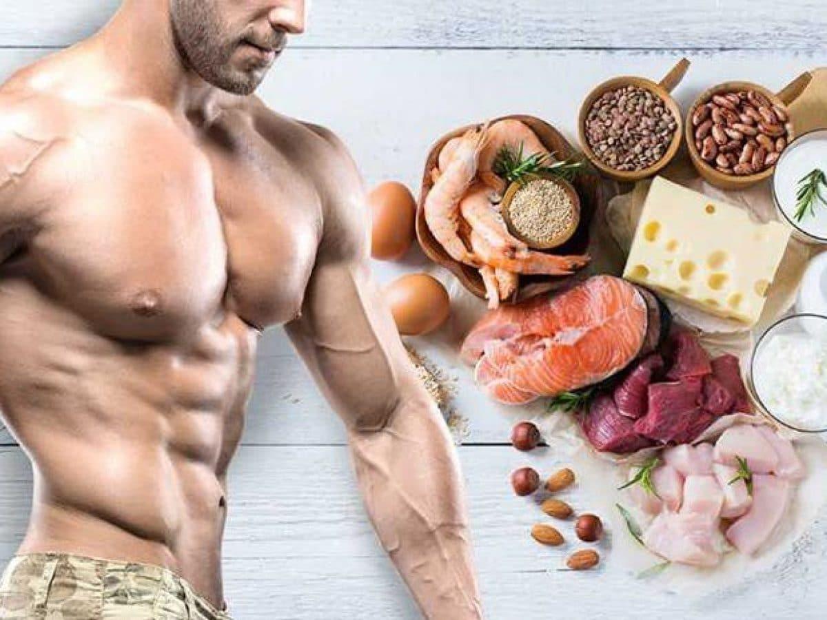 dieta para aumentar masa muscular limpia